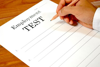 筆記テスト